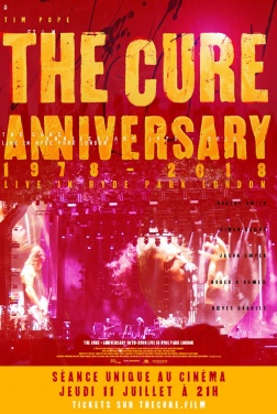 The Cure - Anniversary 1978-2018 Live in Hyde Park London (2019)